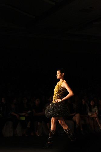Bo Parcon, Design Fusion - PFW Holiday 2011