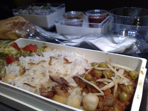 The Indian SQ Meal on New Trays