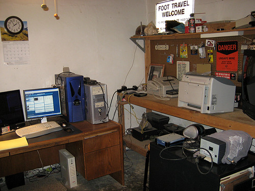 10/23/07 - What A Mess