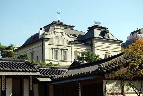 Unhyeongung Yanggwan, from Irodang Hall, Unhyeongung Palace