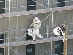 IMG_5770 (JaHoVil) Tags: france building construction lyon clinic btiment immeuble chantier clinique cliniqueduparc