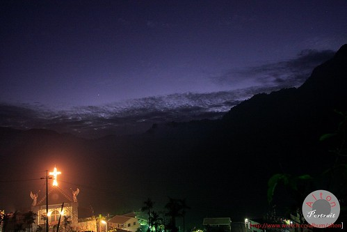 霧台看星星