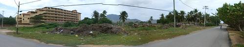 Pueblo Caribe Garbage Panorama