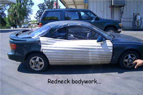 Redneck Bodywork