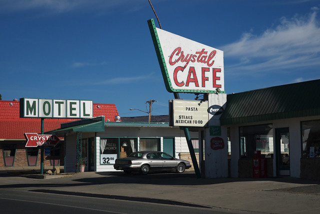 Crystal Cafe, Raton, NM | Flickr - Photo Sharing!