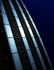 Slide (mikeyexists) Tags: blue urban abstract architecture skyscraper reflections photography photo pittsburgh pennsylvania picture structures photograph dowtown photgraphy sunglare aplusphoto