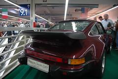 Fishtail (kkirchh0ff) Tags: auto car essen turbo porsche motorshow 930 fishtail essenmotorshow2007