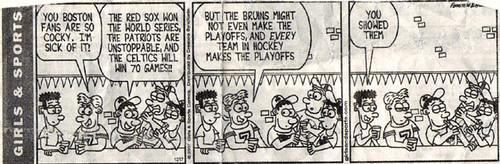 Yankee-Boston Fans--