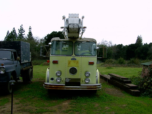 1969 75 Foot Pitman Snorkel Fire Truck (1)