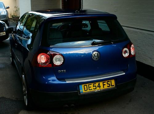OEM rear LED's for Mk5     - VW Golf GTi Forum - TyreSmoke