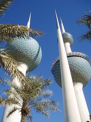 kuwait towers (rpyang) Tags: towers kuwait