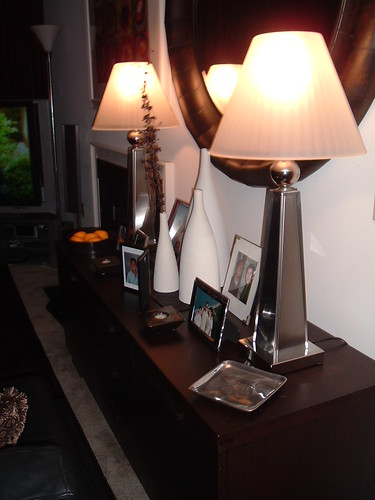Lamps with Frosted Glass Shades