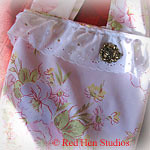 Frilly and Pink Ballet Tote