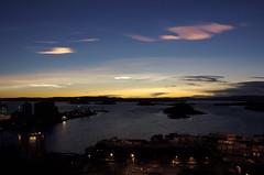 Fjord|Sky (mrjorgen) Tags: sunset oslo january januar solnedgang underskogno oslofjorden motherofpearlclouds atmosphere stratosphere atmosfære stratosfære clouds himmel sky skyer meteorologi meteorology meteorologisk meteorologic optic optical optisk kongshavn sjursøya containers port osloport perlemorsskyer perlemorskyer polarstratosphericclouds polarestratosfæreskyer nacreousclouds minicardkandidat moocardkandidat flickrexplore explore