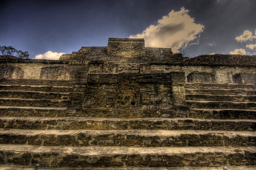 Altun Ha Pedestal by Canon in 2D, on Flickr