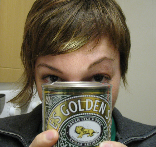 golden syrup yum!