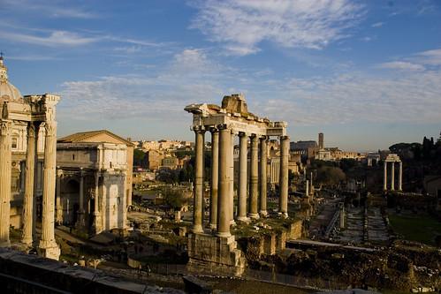 Foro, Roma (Forum, Rome) (by soyignatius)