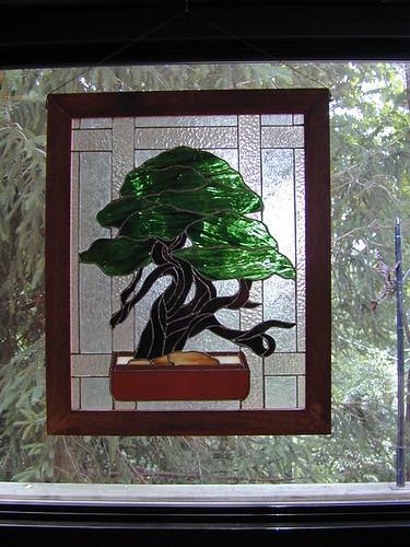 bonsai panel
