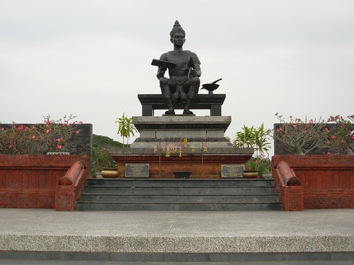 Sukhotai-King Monument