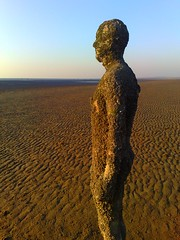 Another Place, Crosby Beach, Liverpool (Grateful Ghoul) Tags: art liverpool installation gormley antonygormley anotherplace crosbybeach gormleystatues