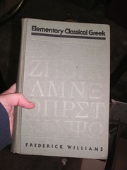 Elementary Classical Greek by Frederick Williams