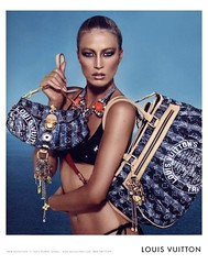Louis Vuitton (Rachel_2007) Tags: fashion louisvuitton raquelzimmerman denimcruisecollection