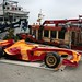 Galatasaray launch 10 by superleague formula: thebeautifulrace