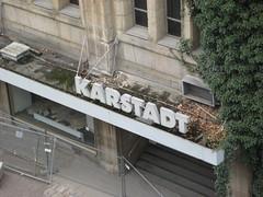 Karstadt am Limbecker Platz in Essen