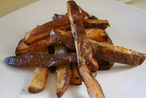 Oven Roasted French Fries