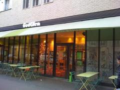 Gout Zen cafe