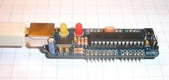Assembled iDuino (spiffed) Tags: electronics kit arduino freeduino