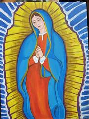 Guadalupe Mary (tessimal1) Tags: blue saint heaven catholic prayer religion pray holy christianity virginmary guadalupemary