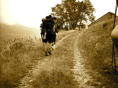 i ribelli della montagna (tommauro) Tags: italy sepia italia scout montagna lourdes seppia repubblica liberazione resistenza 25aprile pirenei