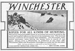 Old Winchester ad