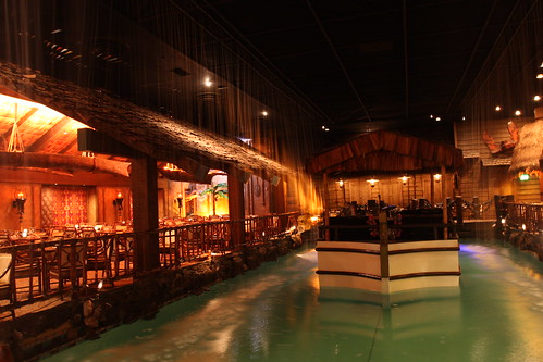 Tonga Room Monsoon
