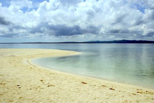 Pandanon lagoon