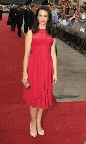Kristin Davis - SATC world premirer London