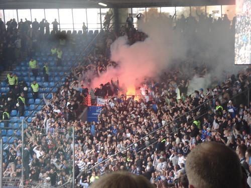 VfL Bochum gegen FC Hansa Rostock