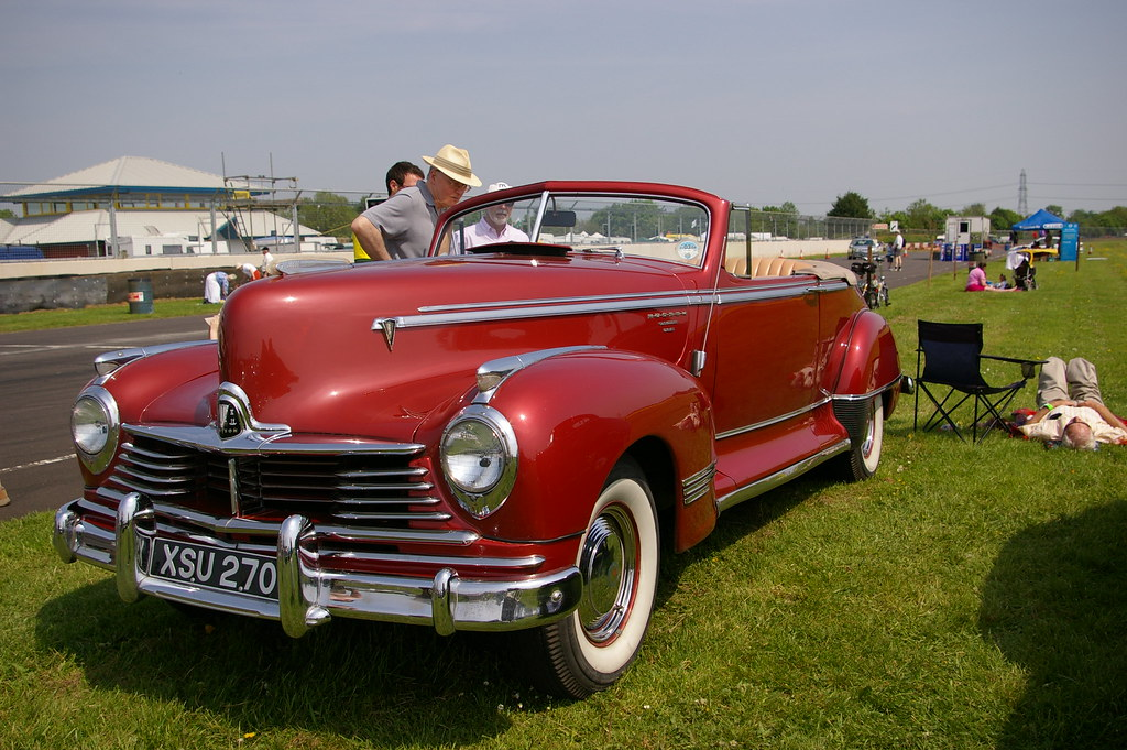 Hudson Commodore Eight Convertible
