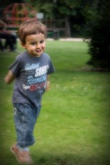 running in the park (Giancarlo Mella (OFF)) Tags: italy photography photo digitalcamera giancarlomella
