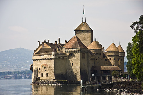 Chillon Castle #1