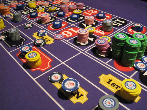 Roulette by ys*, on Flickr