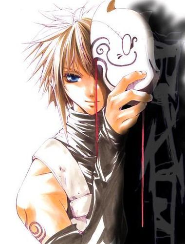 cute anime guys with brown hair. cute anime guy 6