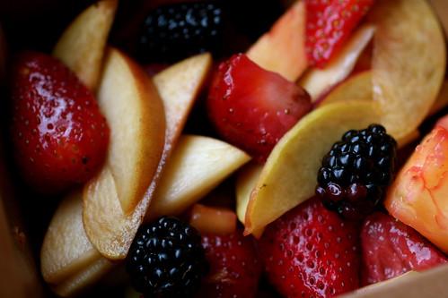 Fruit salad from Metrofresh