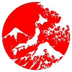 日の丸=日本という組織