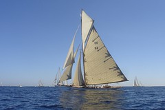 Tuiga of 1909 (mhobl) Tags: france sailing yacht ships regatta 2007 sainttropez tuiga