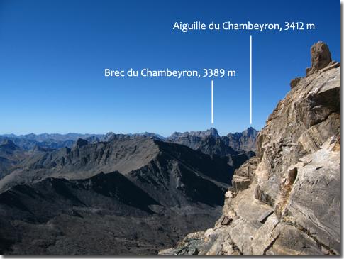 Brec du Chambeyron