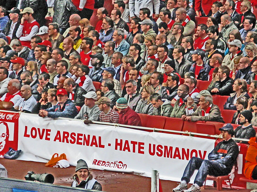 Alisher Usmanov Protest Red Action