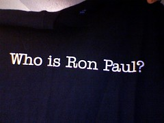 Who is Ron Paul?