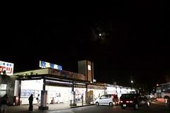 夜のJR敦賀駅